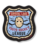 FIRST JASON 'YOUTH HOCKEY' hockey sticker