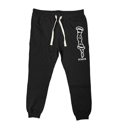 (HED)P.E. 'WORLD TOUR' performance hockey jogging pants in black heather