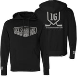 ICE GUARDIANS 'ULTIMATE TEAMMATE - SHIELD' pullover hockey hoodie