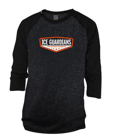 ICE GUARDIANS 'DROP 'EM' HOCKEY T-SHIRT