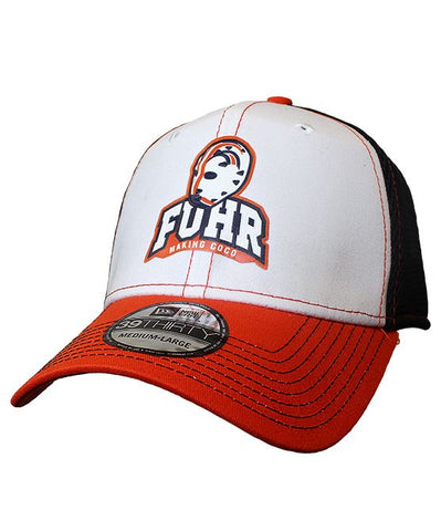 MAKING COCO 'FUHR' CONTRAST STITCH SNAPBACK HOCKEY CAP