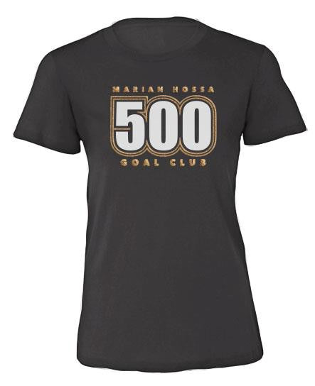 MARIAN HOSSA '500' women's short sleeve hockey t-shirt