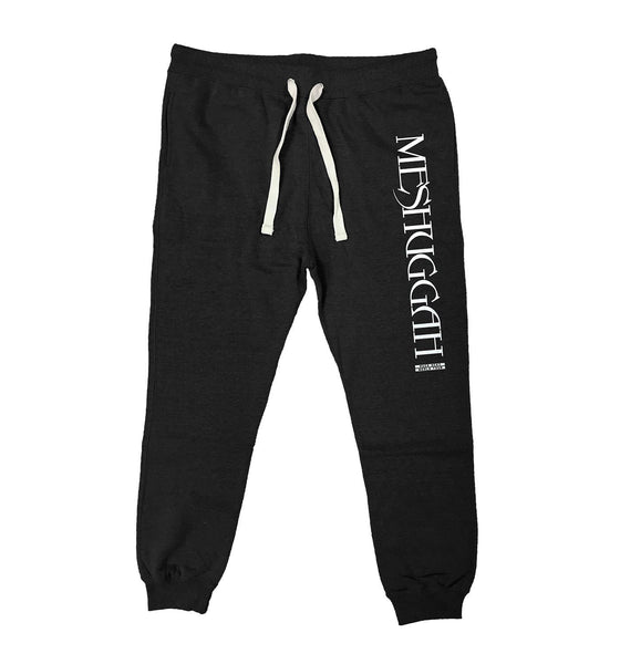 MESHUGGAH 'WORLD TOUR' performance hockey jogging pants in black heather
