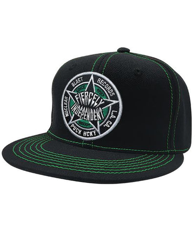 NUCLEAR BLAST 'HOCKEY CLUB' SNAPBACK HOCKEY CAP