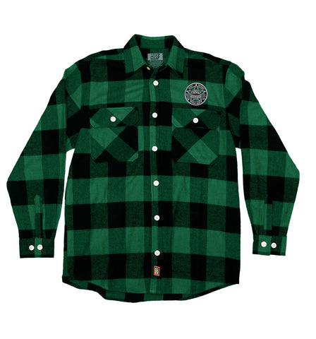 NUCLEAR BLAST 'HOCKEY CLUB' HOCKEY FLANNEL