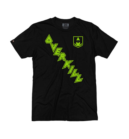 OVERKILL 'HORRORSCORE' HOCKEY T-SHIRT