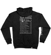 PUCK HCKY 'GLOVES-OFF DELI' ZIP HOCKEY HOODIE