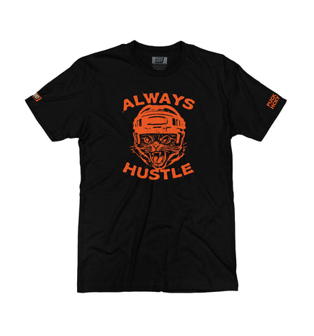 PUCK HCKY 'THRASH HUSTLE' HOCKEY T-SHIRT - Women's