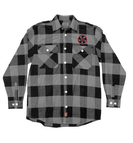 PUCK HCKY 'THRASH HUSTLE' HOCKEY FLANNEL