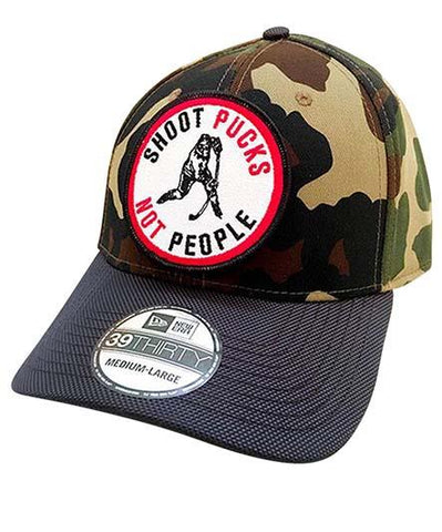 FIRST JASON 'SLASHERS' FLAT BILL HOCKEY CAP