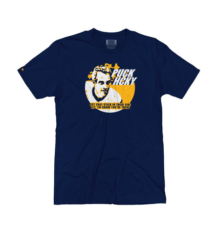 PUCK HCKY 'UNCLE SLAM' HOCKEY T-SHIRT