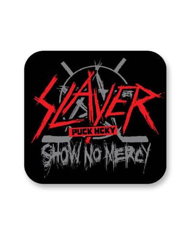 SLAYER 'PROPERTY OF' HOCKEY STICKER