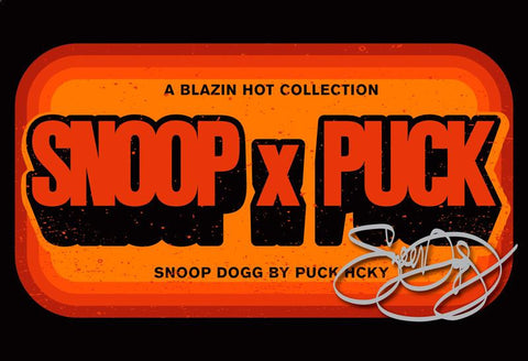 SNOOP DOGG 'SNOOPBURGH' HOCKEY STICKER