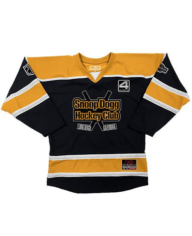 SNOOP DOGG 'PUCK DODGER' PULLOVER HOCKEY HOODIE