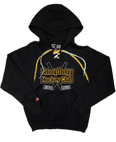 SNOOP DOGG 'THE KING' ZIP HOCKEY HOODIE