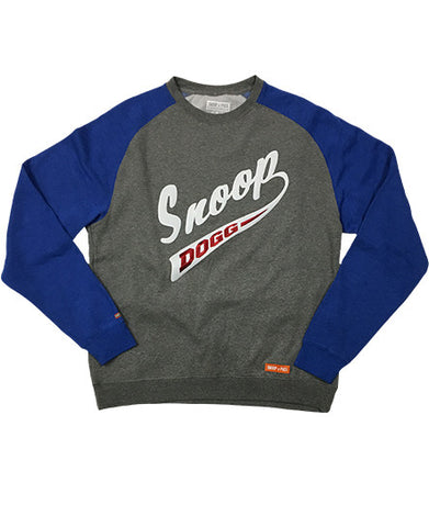 SNOOP DOGG 'LBC HOCKEY CLUB' HOCKEY JERSEY (BLACK/ORANGE/WHITE)