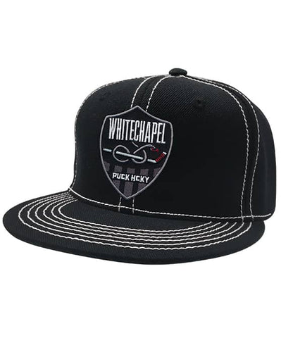 WHITECHAPEL 'OFFICIAL PUCK' SNAPBACK HOCKEY CAP