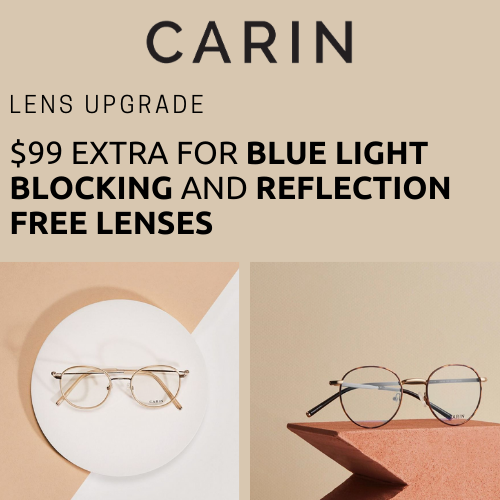 CARIN LENS UPGRADE - Lens only