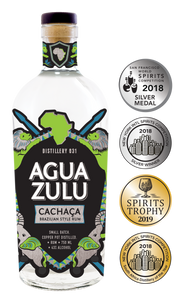 Agua Zulu Cachaça 750ml (by Distillery 031)