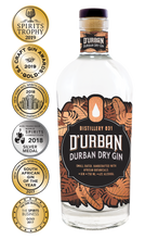 Load image into Gallery viewer, D'Urban Dry Gin 750ml (Distillery 031)