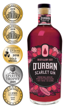 Load image into Gallery viewer, D'Urban Scarlet Gin 750ml (Distillery 031)