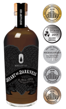 Load image into Gallery viewer, Heart of Darkness Coffee Liqueur 750ml (Distillery 031)