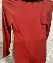 Load image into Gallery viewer, Burgundy Twist Dress XL/1X