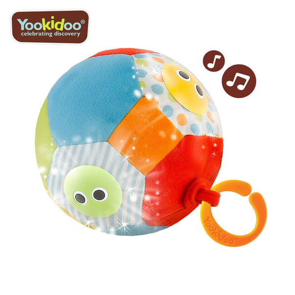 Soft Musical Ball for Children
