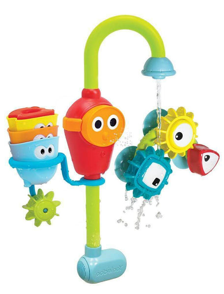 Flow N Fill Spout PRO - Bath Toy with Fountain for Children