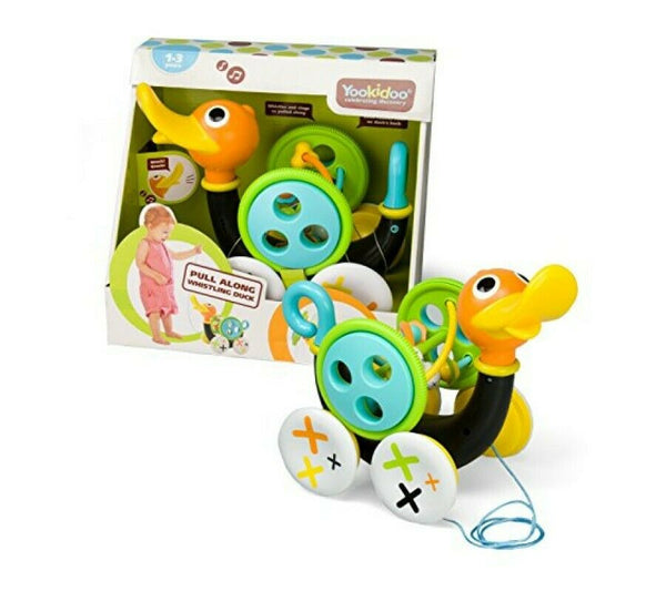 Toyable Whistling Duck for Children