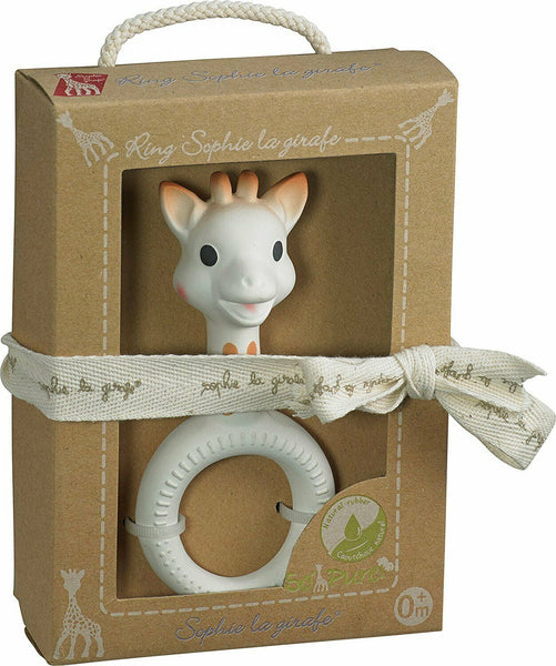 Vulli Sophie teething ring