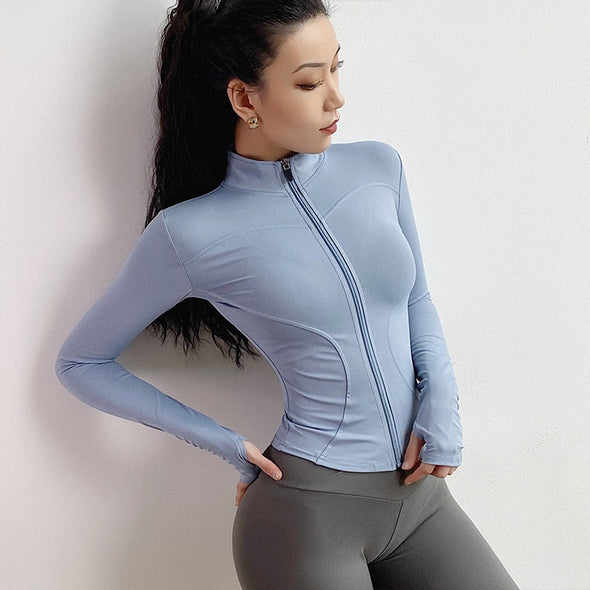 The Aphaia Zip-Up - Athenian Fitwear