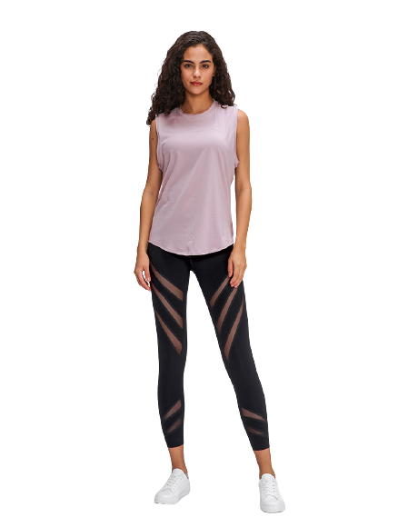 Anti-Sweat Cotton Crop Top - Athenian Fitwear