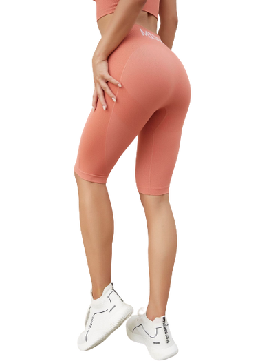 Seamless High Waist Shorts - Athenian Fitwear