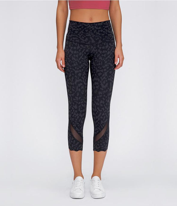 Mesh Patchwork Pant - Athenian Fitwear