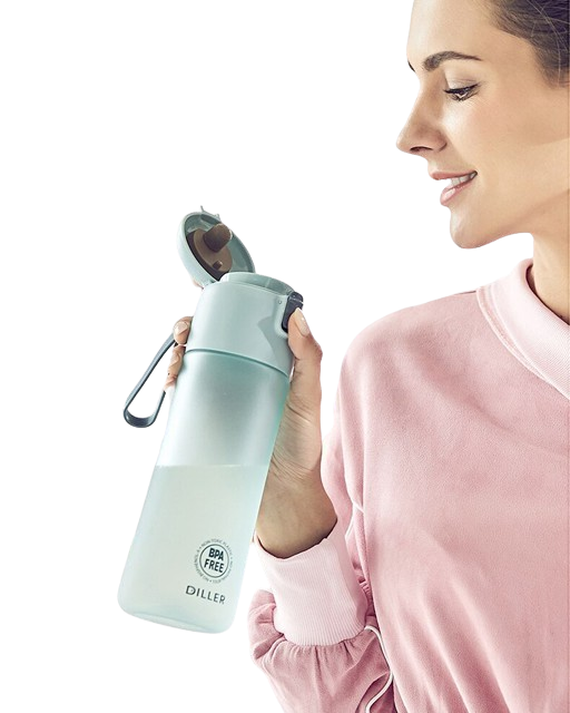 Eco-Friendly Water Bottle - Athenian Fitwear