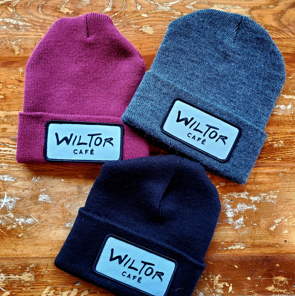 tuque wiltor café
