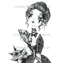 Load image into Gallery viewer, Miss Haruko - Limited Edition Print