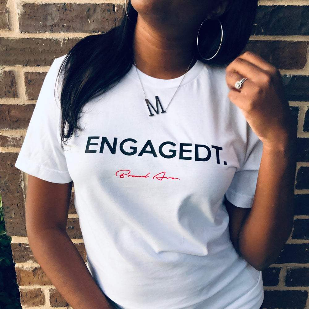 ENGAGED PERIODT TEE