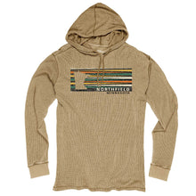 Load image into Gallery viewer, Northfield Burnout Wash Thermal Hoodie