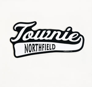 Sticker, Northfield Townie