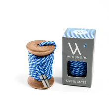 Load image into Gallery viewer, Whiskers Men's Dress Laces