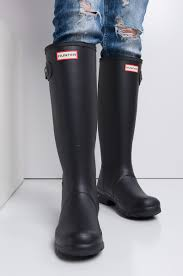Hunter Original Tall Matte Rain Boots