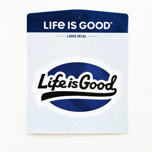 Life Is Good Ballyard Sticker