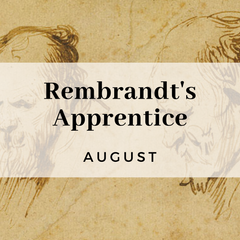 Rembrandt's Apprentice, art exercises to learn from the masters