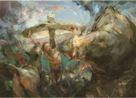 The Crucifixion by Bob Booth