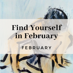 Find Yourself in February, get creative with portraiture