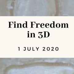 Find Freedom in 3D