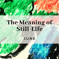 The Meaning of Still-life, experimental art exercises
