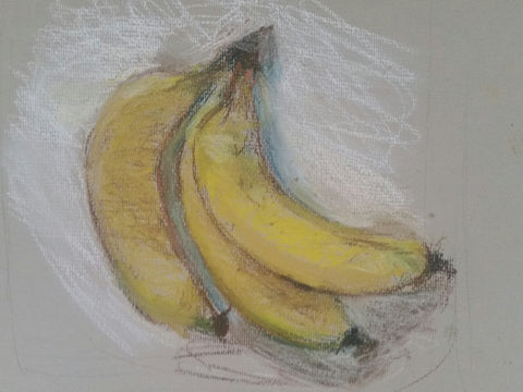 pastel of bananas